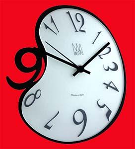 Funky-clock